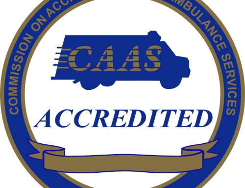 GOLD CROSS AMBULANCE RECEIVES NATIONAL ACCREDITATION