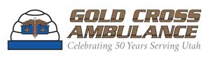 Gold Cross Ambulance Logo