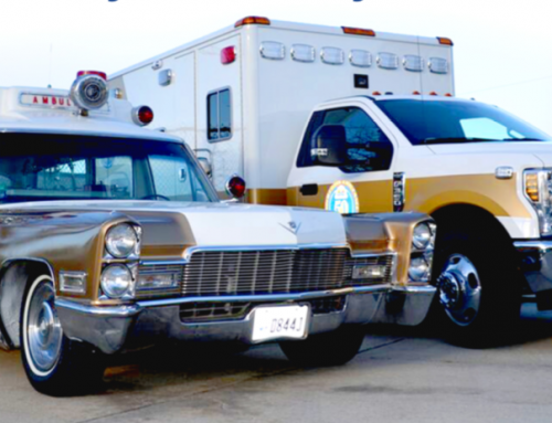 GOLD CROSS AMBULANCE CELEBRATES 50 YEARS OF SERVICE